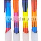 Top quality customized promotion plastic ball pen