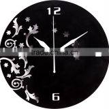 FQ-602 Morden Decorative Clock Metal Wall Clock,wall clock framed,power wall clock