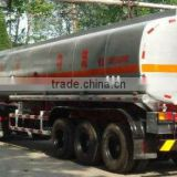 SINOTRUK Tri-axle Oil Tanker Carrier