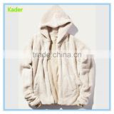 warm Winter Mens Open Stitch sherpa Hoodies Wholesales