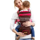 2017 Wholesale baby carrier set high quality waist seat for babies/ hand-held baby carriers