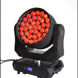 37X15W Led Moving Head Zoom with Ring