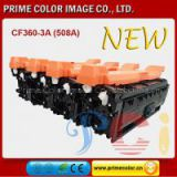 Color Toner Cartridge CF360A for HP Toner Cartridge