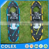 PVC Decking Hiking Backcountry walking Anti-slip Aluminium Snow Shoes