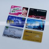 Promotional custom High-Grade CMYK Offset Printing PVC magnetic stripe card/hospital medicare Card