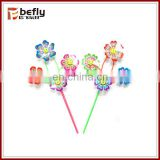 Wholesale colorful children windmills