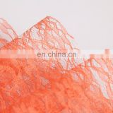 popular summer women dress fabric packing decoration materials lace