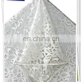 high quality white tokay african lace