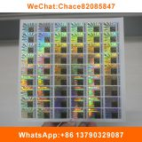 QR Code Label/ Serial Number Label/Hologram Barcode Label