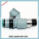 Auto spare parts car fuel injector nozzle OEM 16460-MFJ-D01 16460MFJD01 china wholesale