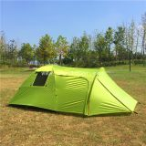 Large Dome Tents Four Person 1 Hall 1 Room Family RainProof Tent For Camping And Survival