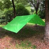 Large Camping Tarp Ultralight Waterproof Anti-UV Family Travel Tarp