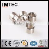 Customized INOX AISI 304 machining part connectors screw nut