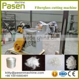 Carbon fiber strand chopping machine / Carbon brush cutting machine / Silk yarn cutting machine