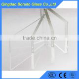 Chinese manufacturer 4mm 6mm clear and ultra clear float glass price