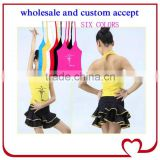 China gold supplier best Selling shiny sequin ballet tutu skirt
