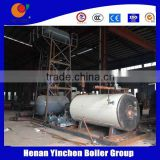 Factory!!! Advanced Technology 4 Pass Heavy Oil Burner Boiler, Gas Fired Thermal Oil Furnace