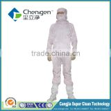 Carbon conductive ESD cleanroom antistatic coverall antistatic cloth antistatic cleaning dust cloth