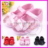 HOT Fashion Infant Toddler Baby Sequin Shoes