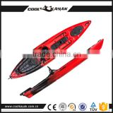 Cool kayak fishing racing kayak clear kajak barato ocean canoe