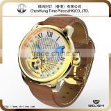 Tourbillon automatic mechanical men elegant watch wholesale factory