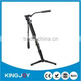 2016 newly developed product,hot sale Mg-Al alloy monopod for photography