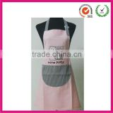 Factory wholesale beautiful salon apron with tool pocket                                                                         Quality Choice