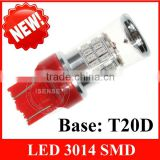 New Arrival! Guangzhou Car/motorcycle 3014SMD 3156 Ba15s T20 48smd LED Trailer Stop Turn Lights