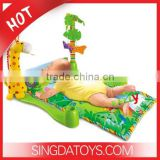 Hot Selling Musical Rainforest Fun World Baby Mat