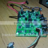 hasl vacuum packing machine green solder mask controller board