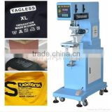 1 color clothes t-shirt tagless label sealed ink cup pad printing machine LC-PM1-100T                                                                                                         Supplier's Choice