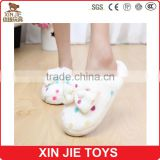 ladies winter indoor slipper cheap adult plush slipper 2015 hot selling girls plush slippers                                                                         Quality Choice