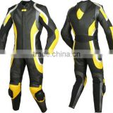 Leather Motor Bike Racing Biker Suit