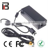 Popular charger for xbox360 slim accessories charger adapter for xbox360 console with color packaging