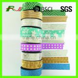 Hollywood Fashion Holographic Prism Tape Paper Crafts Ningbo                                                                         Quality Choice