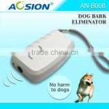 Smart use with alarm battery powered ultrasonic portable electronic dog trainer