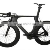China Carbon Bike TT Time Trial Frame/Carbon Bicycle Frame Track 700C Time Trial Frame