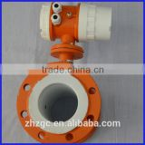 low cost magnetic Flowmeter 4-20 mA China magnetic Flowmeter