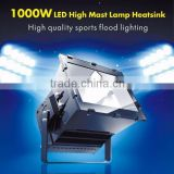 1000w led light IP66 replace 2000w metal halide lamps XTE 1000w led light bars 5 Year Warranty 1000W LED flood light