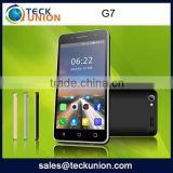 G7 4.0 inch chip price touch screen cell phone android 4.42 quad band telephone