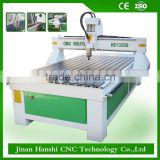 small cnc advertising cutting machine HS1325G mini wood turning lathe wood cnc router for small business