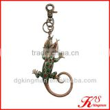 Kingman alibaba china new coming belt loop key chain
