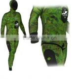 5mm Mens Spear Fishing Camo Scuba Dive Wetsuit 2 Piece Yamamoto Neoprene                                                                         Quality Choice