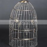 Small Size Metal Wire Pinch Bird Carrier Cages