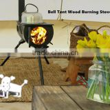 Bell Tent Cooking Stove, Bell Tent Cooker, Camping Wood Stove for sale                                                                         Quality Choice