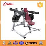 fitness body building device shoulder press exercise machine LJ-5705