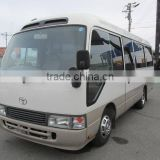 USED BUSES - TOYOTA COASTER BIG VAN DX (RHD 821235 DIESEL)