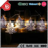 TZFEITIAN China manufacturer competive price christmas tree holiday decorative led string chain light