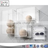 New Design Wall Mounted Basketball or Baseball Display Case