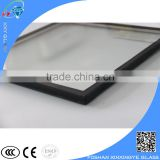 heat proof / heat transparent insulation glass coating for curtain wall